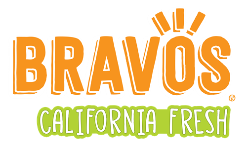Bravo California Fresh Logo